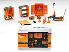 BETA GARAGE MECHANIC ACCESSORY TOOLS 13pc TOOL KIT SET FOR 1/43 BY TSM 13AC26