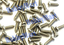 M1.7mm x 7.8mm Round Head Screw for RC toys Hobby x 50 pcs