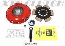 XTD STAGE 3 CLUTCH KIT 98-05 PASSAT 1995-2001 AUDI A6 A4 QUATTRO 6CYL 2.8L