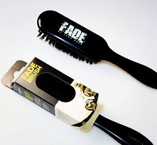 Denman Jack Dean FADE BRUSH Soft Bristle Mens Barbering Brush