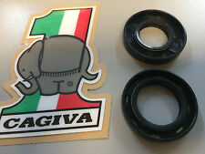 Cagiva WMX 125 / 250 Crankshaft Seal Kit , for 1984 Models (may fit other years)