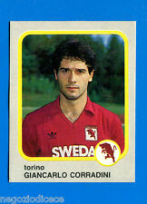 CALCIO FLASH '86 Lampo - Figurina-Sticker n. 244 - G. CORRADINI -TORINO-New