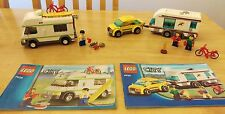 LEGO 7639 and 4435 including instructions and 3 minifigures