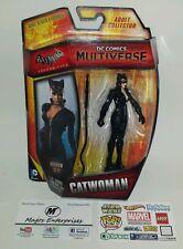 """DC Comics Multiverse Batman Arkham Origins-Catwoman 4"""" Action Figure FREE SHIP"""