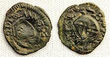 CARLOS III ( PRETENDIENTE) ARDIT ACUÑADO SOBRE OTRO ARDIT DE FELIPE IV BARCELONA