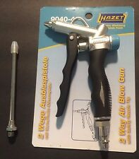 HAZET 9040-4 Air Blow Gun with USA STANDARD Quick Connector (Read!) and USA SHIP