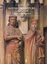 Gothic Sculpture, 1140-1300 (The Yale University Press Pelican Histor)-ExLibrary