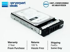 "DELL Compatible 202V7 4TB 7.2K SAS 6G 3.5"" Enterprise Class HDD For Dell Servers"