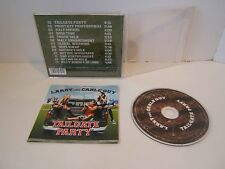 Larry The Cable Guy Tailgate Party CD Redneck Comedy Play Tested