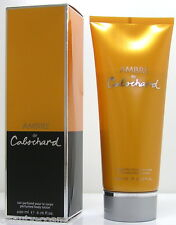 Gres Parfums Ambre de Cabochard 200 ML Body Lotion NUOVO OVP