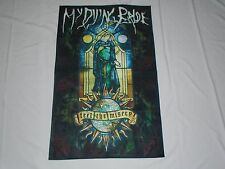 MY DYING BRIDE FEEL THE MISERY TEXTILE FLAG