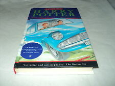 Harry Potter and the chamber of secrets by J K Rowling hardback 32nd Bloomsbury