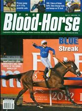 2012 The Blood-Horse Magazine #14: Monterosso Wins Dubai World Cup/Take Charge