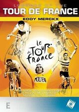 Legends Of The Tour De France - Eddie Merckx (DVD, 2007)  New - Region 4
