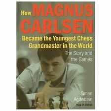 How Magnus Carlsen Became the Youngest Chess Grandmaster in the World : The...