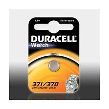 1 pile de montre 370/371, SR920SW DURACELL,  1,55V