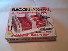 Bacon Wave, Microwave Bacon Cooker