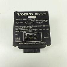 Steuergerät Spannungswandler Volvo LKW 24/12 Volt, 1605102 Switching converter