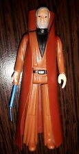 Obi Wan Kenobi grey hair,original,Action Figur,Vintage Star Wars,Kenner 1977