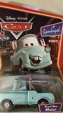 Disney Pixar Cars Brand New Mater Supercharged