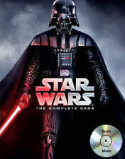 Star Wars: The Complete Saga (I,II,III,IV, V, VI, 12-Disc Box Set) DVD FORMAT