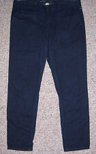 BANANA REPUBLIC Blue Denim Low Rise Skinny Ankle Jeans 29 Inseam Size 31 or 12