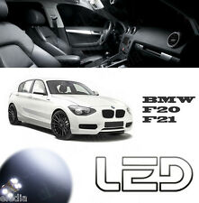Kit LED BMW Serie 1 F20 F21 - 8 Bombillas Blanco luz techo 114 116 118 120 125