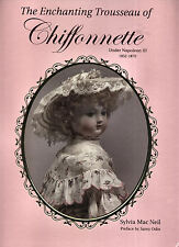 Slight Damage The Enchanting Trousseau of Chiffonnette new Signed by Author Hure
