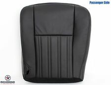 2004 F-250 F-350 Harley-Davidson -Passenger Side Bottom Leather Seat Cover Black
