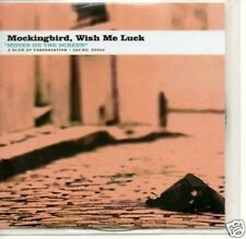 (100Q) Mockingbird, Wish Me Luck, Moves On The S- DJ CD
