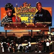 Jazz Crusaders Break' N Da Rulz! CD NEW SEALED 1998 Wayne Henderson