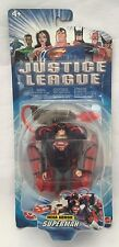JUSTICE LEAGUE SUPERMAN FIGURE BY MATEL FROM 2003