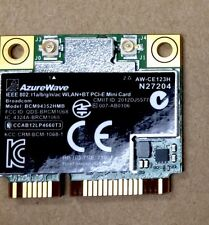 HP Broadcom BCM94352HMB 4352 WiFi+ BT 4.0 867 Mbps Card 802.11ac SPS:724935-001