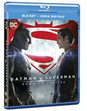 Batman v Superman - Dawn of Justice (Blu-Ray Disc + Copia Digitale)