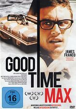 DVD NEU/OVP - Good Time Max - James Franco, Matt Bell & Wilmer Calderon