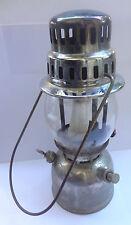 Sweden Vintage Optimus 930 300CP Paraffin Pressure Lamp Lantern Broken glass