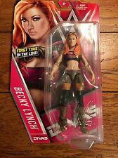 2016 Mattel WWE BECKY LYNCH Diva Figure Divas First Time In Line Basic Series 62