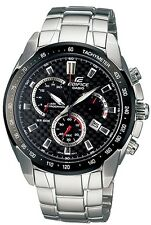 Casio Men's EF521SP-1AVDF Edifice Analog Chronograph Watch Free Extra Battery