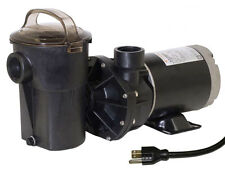 Hayward 1 HP Power Flo Above Ground Pool Pump with 6 ft Cord   SP1580