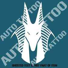 ANUBIS DECAL STICKER VINTAGE TRIBAL EGYPTIAN DESIGN DECALS STICKERS JDM HOT ROD