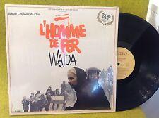 LP BO OST - L'HOMME DE FER - ANDRZEJ KORZYNSKI - WAJDA - GENERAL MUSIC 803023
