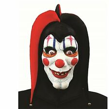 XIAO MO GU Latex Halloween Party Cosplay Face Mask Crazy Clown Costumes Mask for