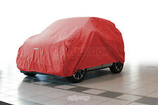 Car Cover Ganzgarage softgarage rot f. SMART FORTWO COUPE (453) 2014 - 2016