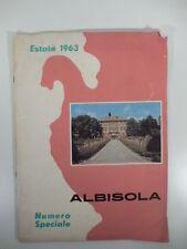 Albisola Estate 1963, Numero Speciale, G. Boetti, C. Garelli, P: Lausetti, ecc