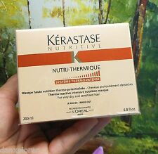 KERASTASE MASQUE NUTRI THERMIQUE MASK 200ml, NIB!!! SEALED!!! FAST SHIPPING!!!