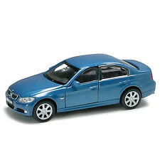 Welly NEX Scale model car**BMW 330i** Blue **1:34