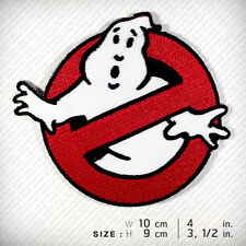 new Ghostbusters PATCH IRON ON, Fancy Dress Movie Funny Hobby Decorate Clothes