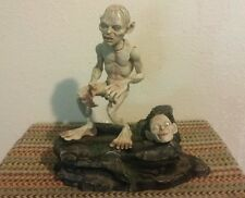 Lord of The Rings Gollum Electronic Talking Action Figure Marvel  2003