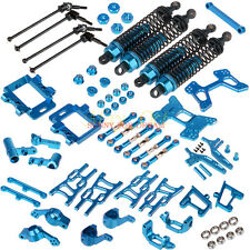 Upgrade Parts Package For HSP RC 1/10 Off-Road Buggy 94107 BLUE Electric/Nitro