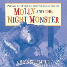 Molly and the Night Monster, Wormell, Chris